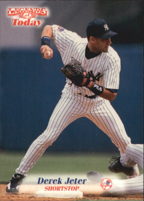 1998 Sports Illustrated Then and Now #93 Derek Jeter