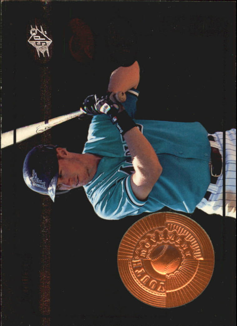 1998 SPx Finite #6 Mark Kotsay YM