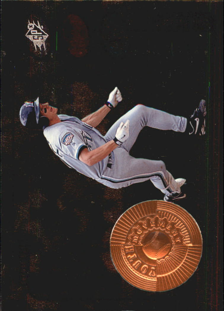 1998 SPx Finite #7 Craig Counsell YM