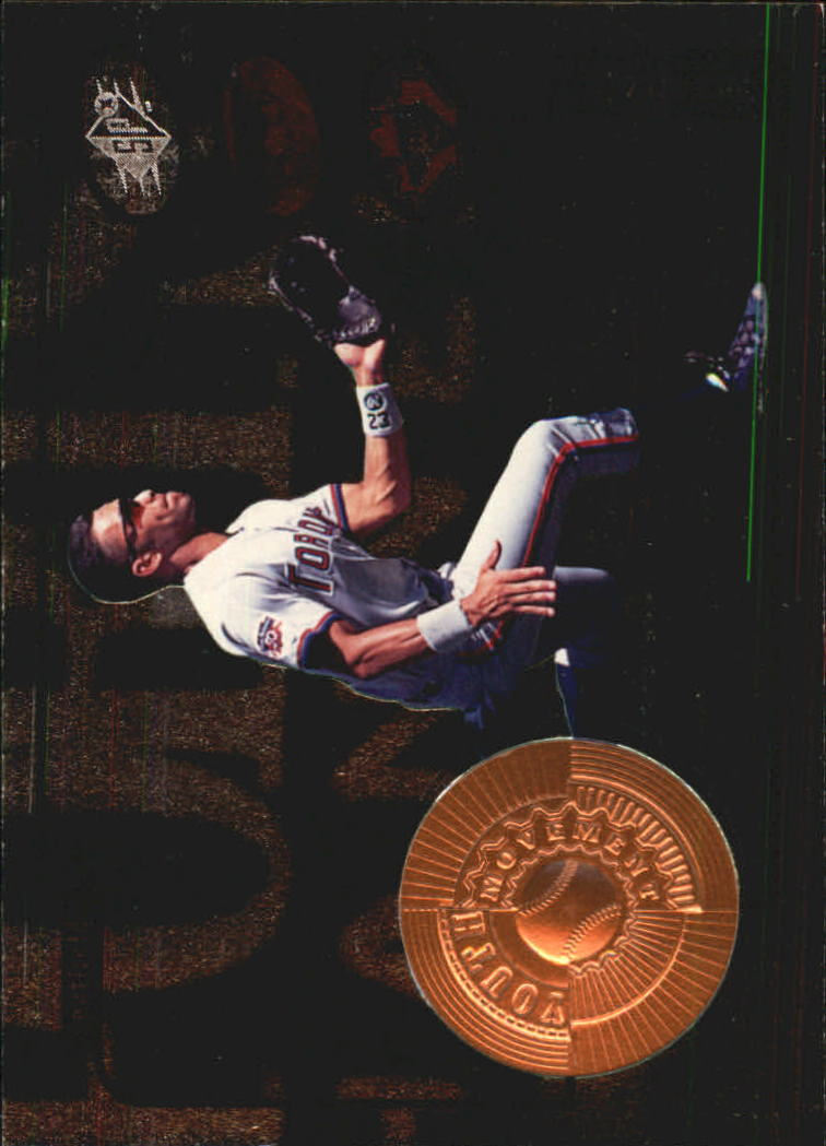 1998 SPx Finite #10 Jose Cruz Jr. YM