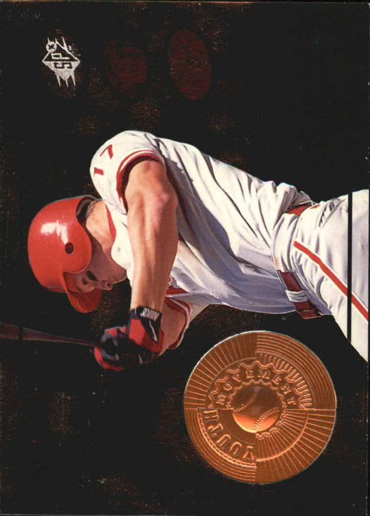 1998 SPx Finite #15 Scott Rolen YM