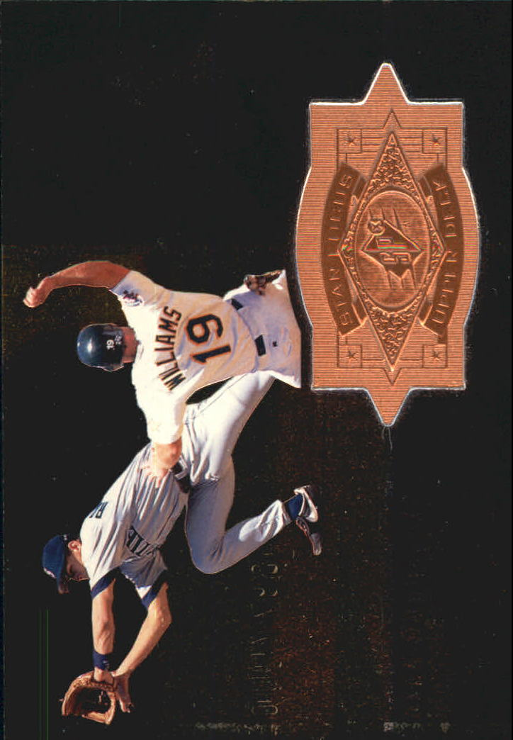 1998 SPx Finite #167 Alex Rodriguez SF