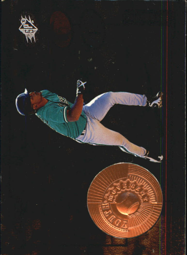 1998 SPx Finite #187 Alex Gonzalez YM