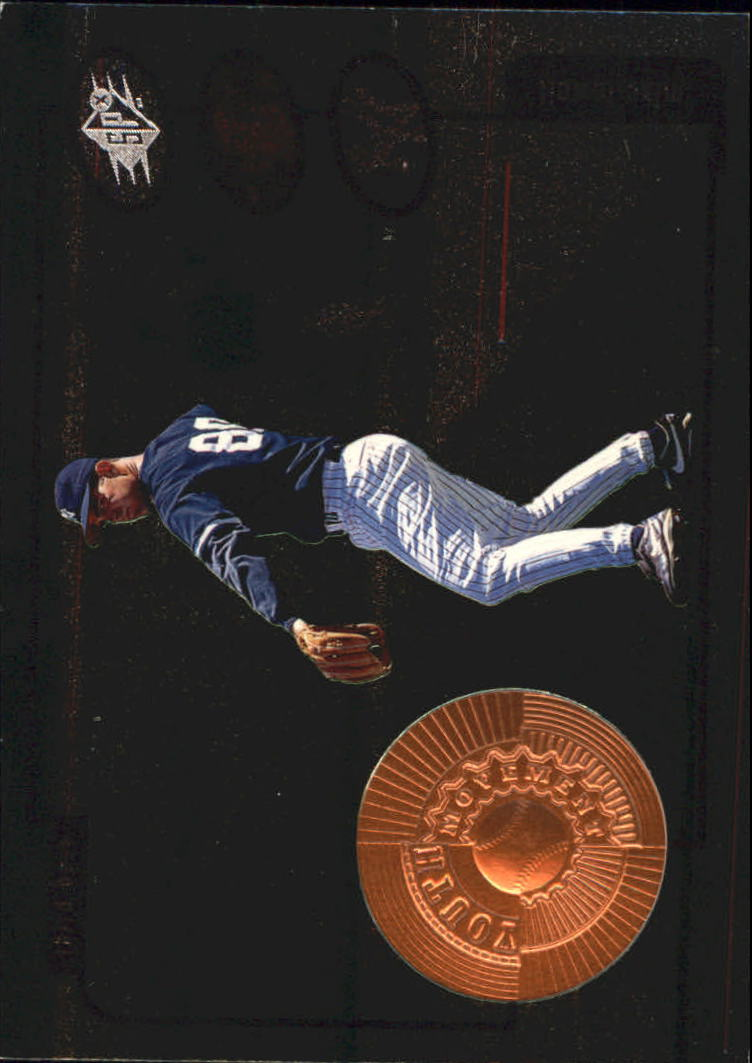 1998 SPx Finite #199 Mike Lowell YM RC