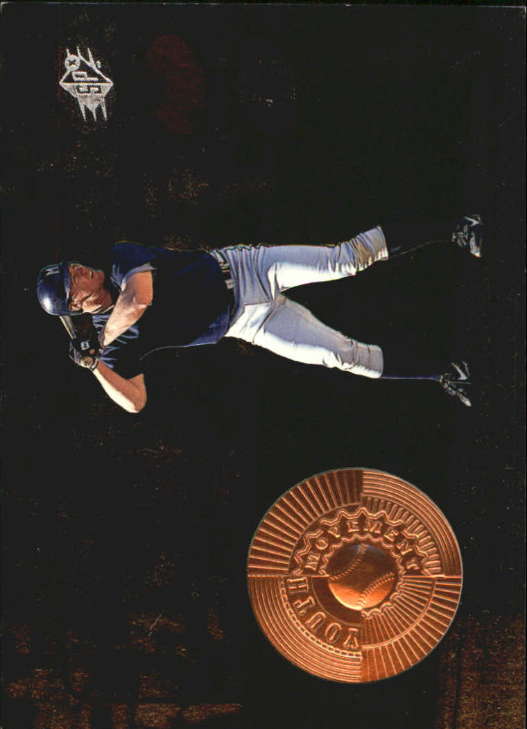 1998 SPx Finite #207 Mike Kinkade YM RC