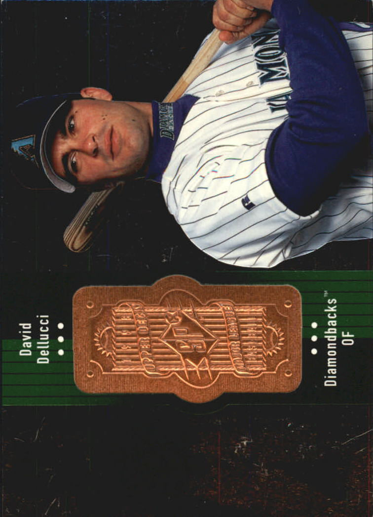 1998 SPx Finite #247 Dave Dellucci RC