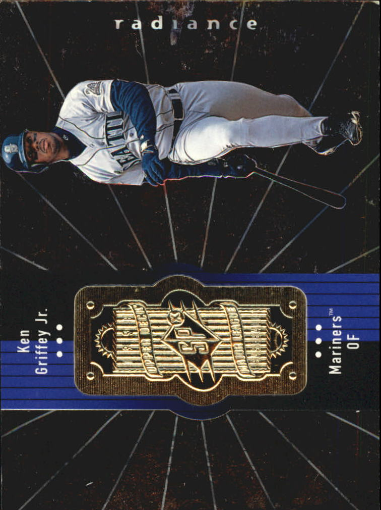 1998 SPx Finite Radiance #130 Ken Griffey Jr.