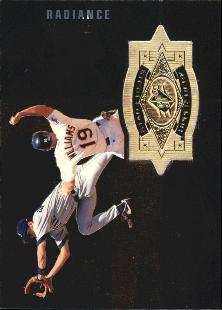 1998 SPx Finite Radiance #167 Alex Rodriguez SF