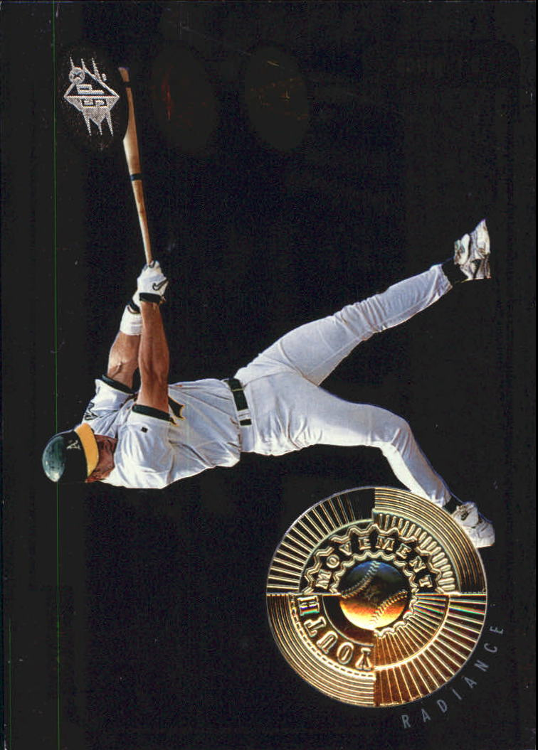1998 SPx Finite Radiance #195 A.J. Hinch YM
