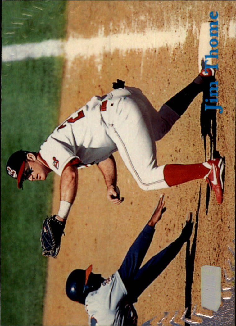 1998 Stadium Club #21 Jim Thome
