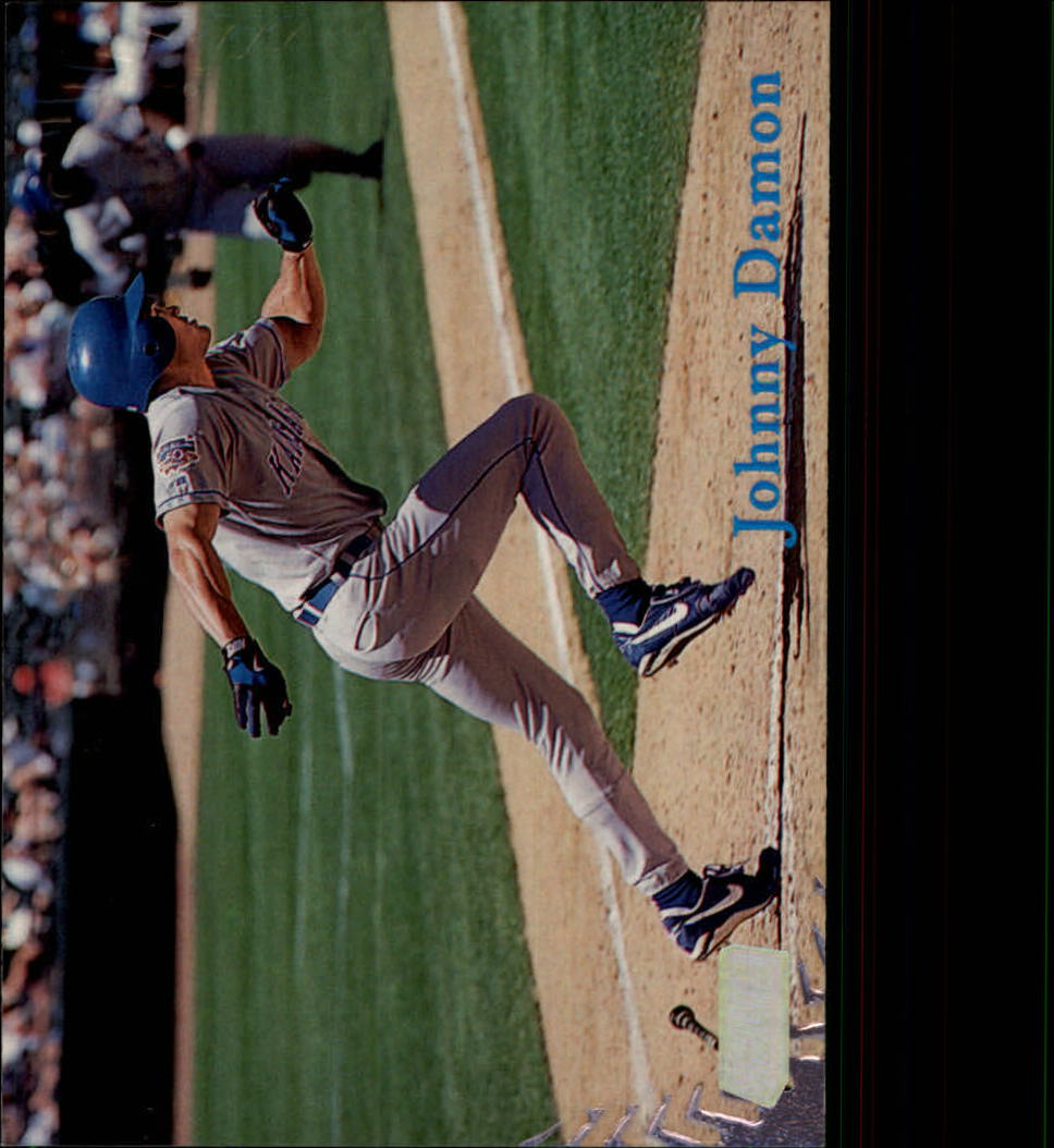 1998 Stadium Club #29 Johnny Damon