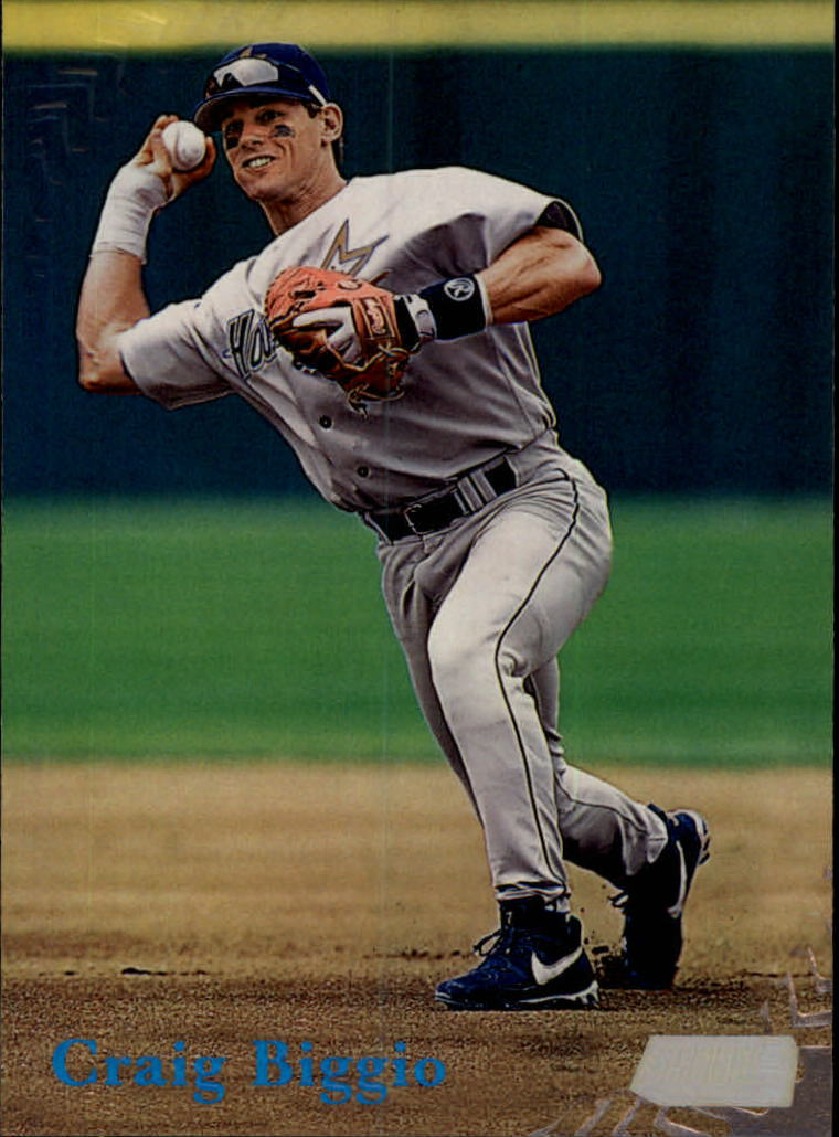 1998 Stadium Club #49 Craig Biggio