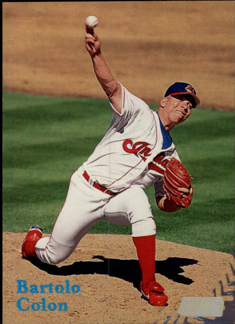 1998 Stadium Club #58 Bartolo Colon