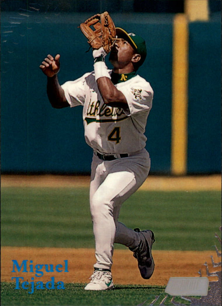 1998 Stadium Club #69 Miguel Tejada