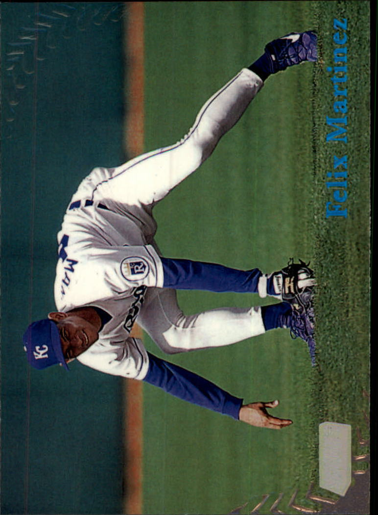 1998 Stadium Club #150 Felix Martinez