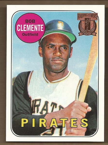 1998 Topps Clemente #15 Roberto Clemente 1969