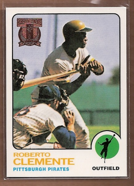 1998 Topps Clemente #19 Roberto Clemente 1973