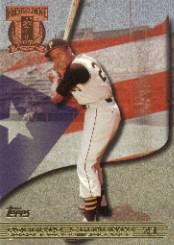 1998 Topps Clemente Tribute #RC2 Roberto Clemente/Posed batting shot