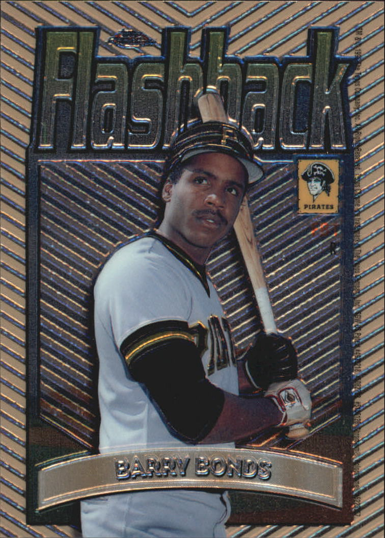 1998 Topps Chrome Flashback #FB1 Barry Bonds