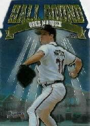 1998 Topps Chrome HallBound #HB7 Greg Maddux