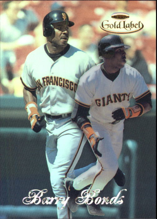 1998 Topps Gold Label Class 2 #65 Barry Bonds