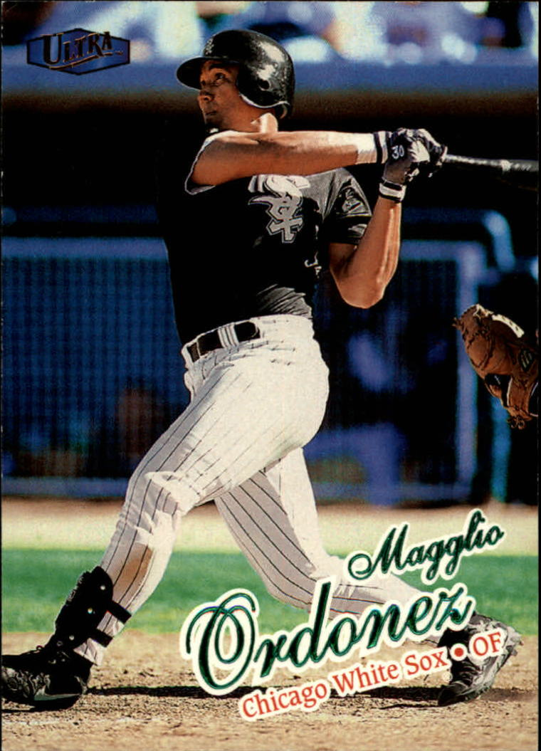 1998 Ultra #380 Magglio Ordonez RC