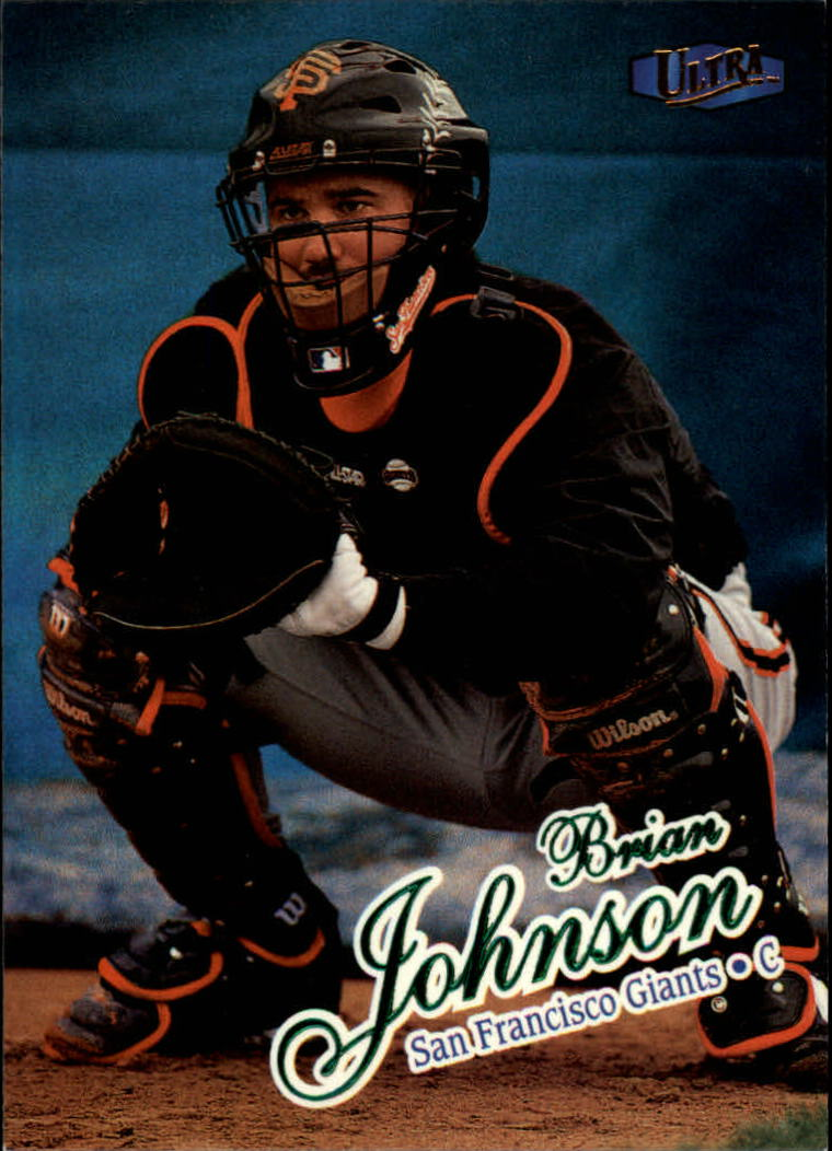 1998 Ultra #443 Brian Johnson