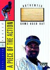 1998 Upper Deck A Piece of the Action 1 #2 Tony Gwynn Bat