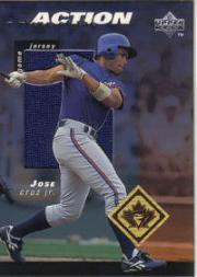 1998 Upper Deck A Piece of the Action 3 #JC Jose Cruz Jr./200