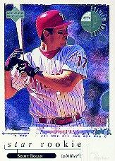 1998 Upper Deck Rookie Edition Preview #2 Scott Rolen