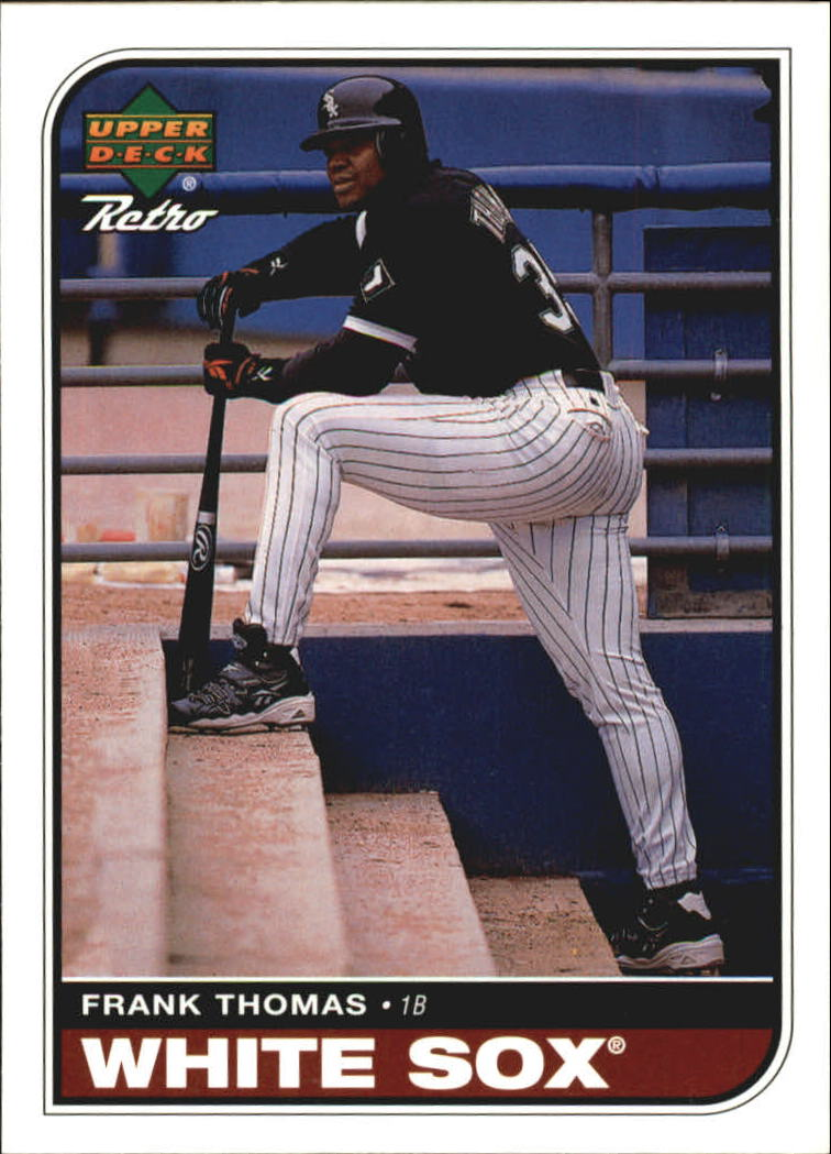 1998 Upper Deck Retro #22 Frank Thomas