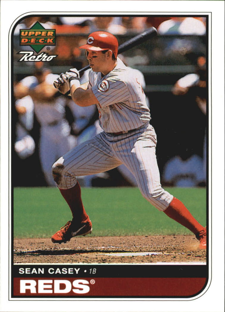 1998 Upper Deck Retro #26 Sean Casey