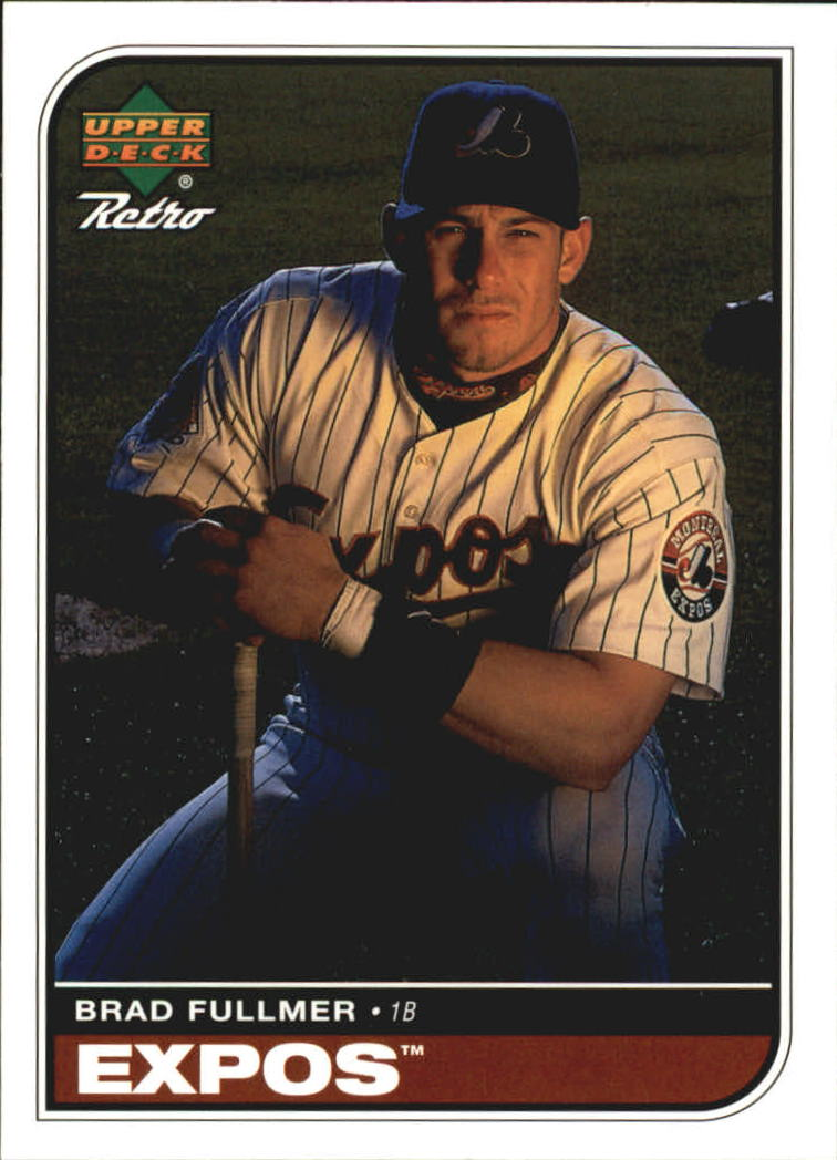 1998 Upper Deck Retro #59 Brad Fullmer
