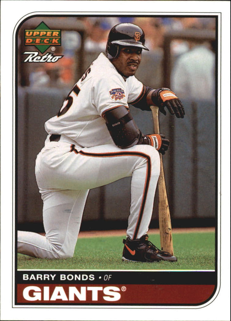 1998 Upper Deck Retro #87 Barry Bonds