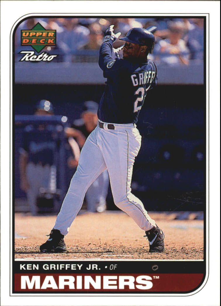 1998 Upper Deck Retro #90 Ken Griffey Jr.