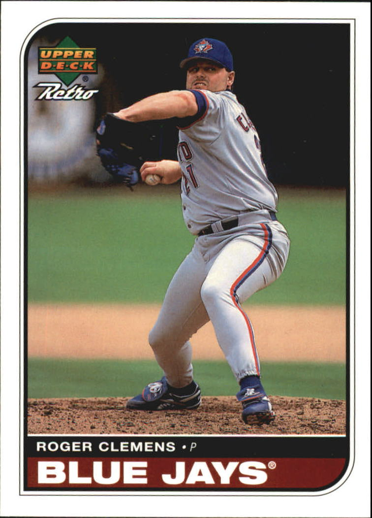 1998 Upper Deck Retro #99 Roger Clemens