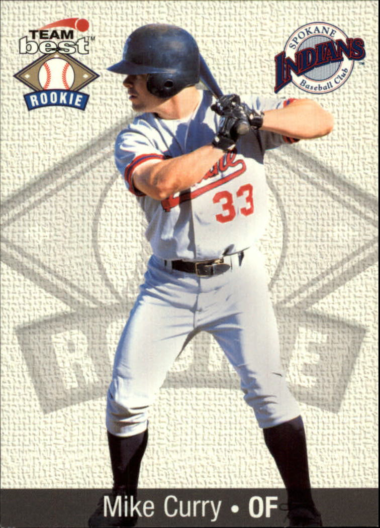 1999 Team Best Rookies #16 Mike Curry