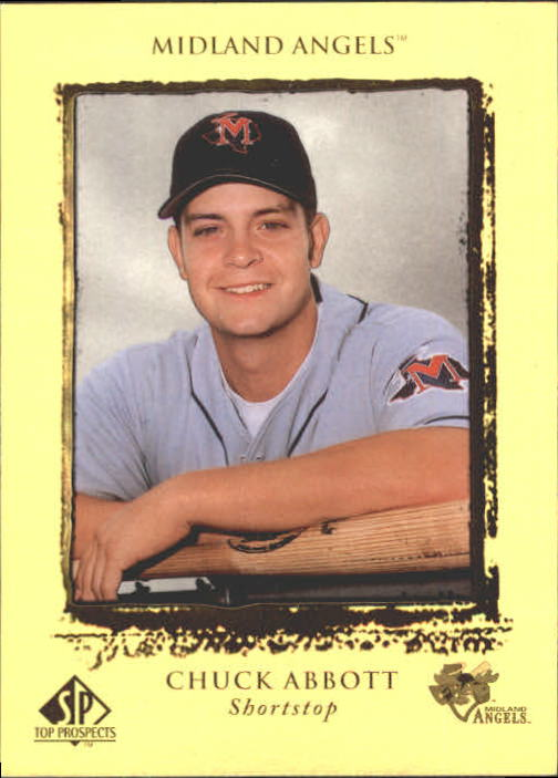 1999 SP Top Prospects #11 Chuck Abbott