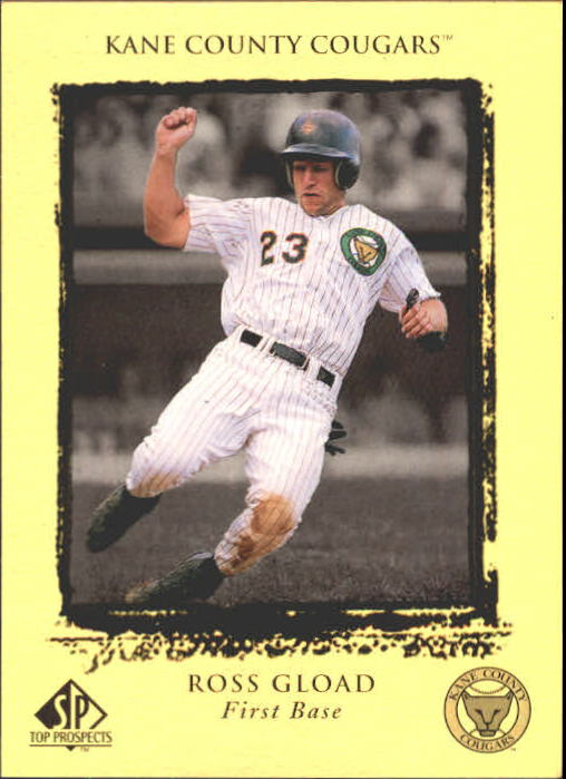 1999 SP Top Prospects #25 Ross Gload