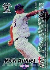 1999 Team Best Possibilities #2 R.Ankiel/C.Hermansen