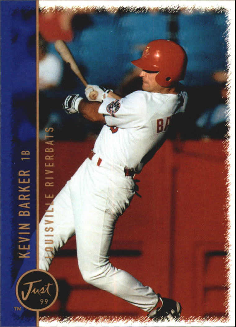 1999 Just #7 Kevin Barker