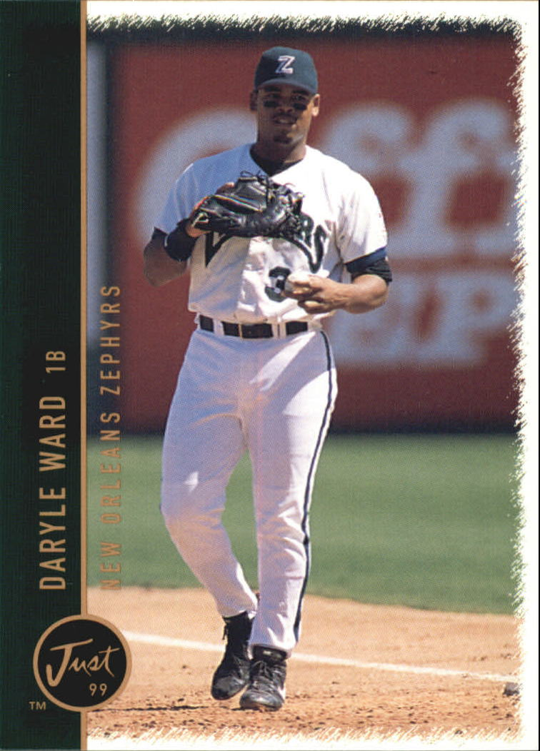 1999 Just #45 Daryle Ward