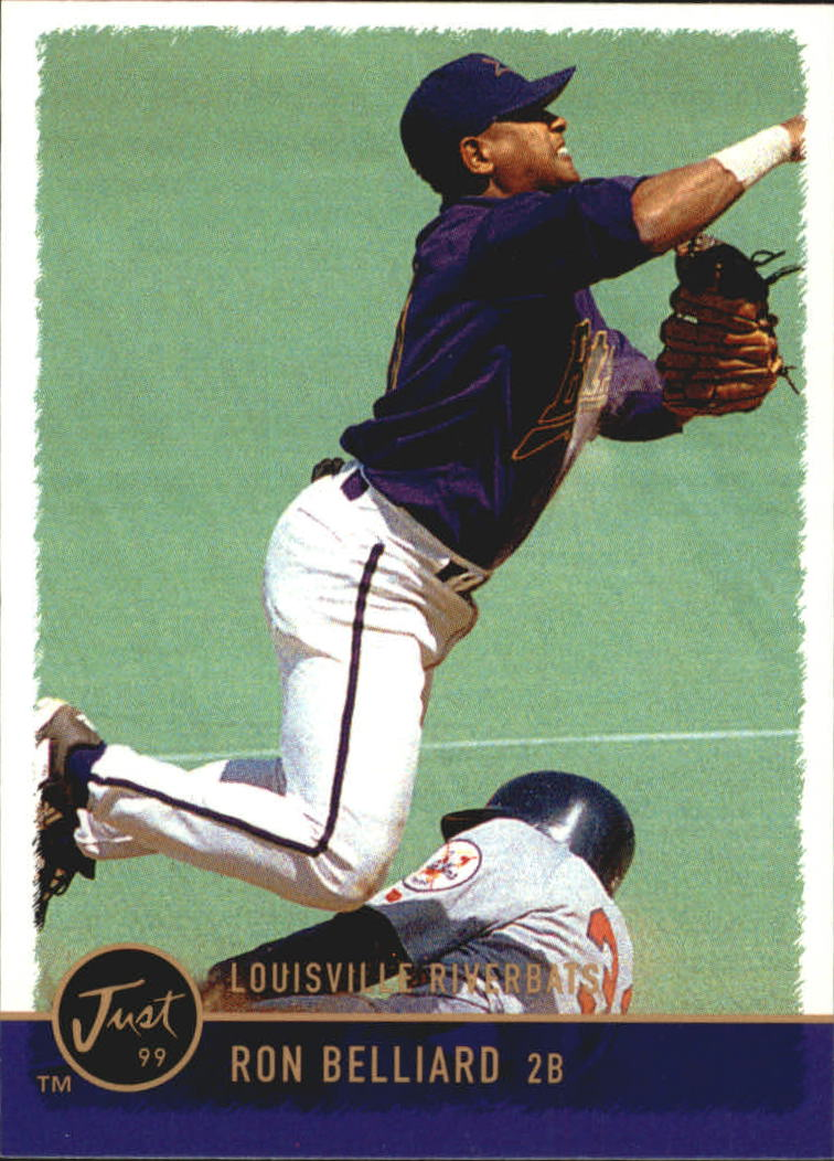 1999 Just #59 Ron Belliard