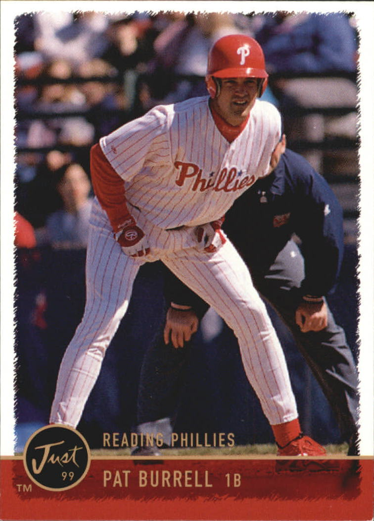 1999 Just #64 Pat Burrell