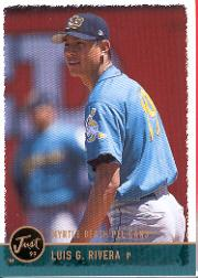 1999 Just #131 Luis Rivera