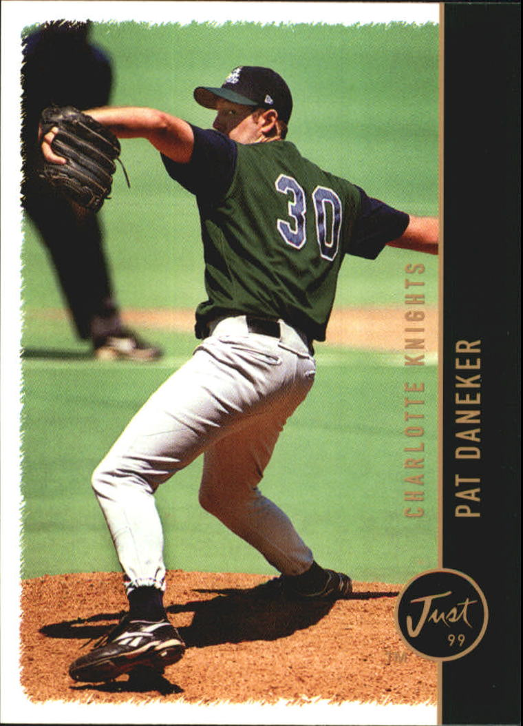 1999 Just #170 Pat Daneker