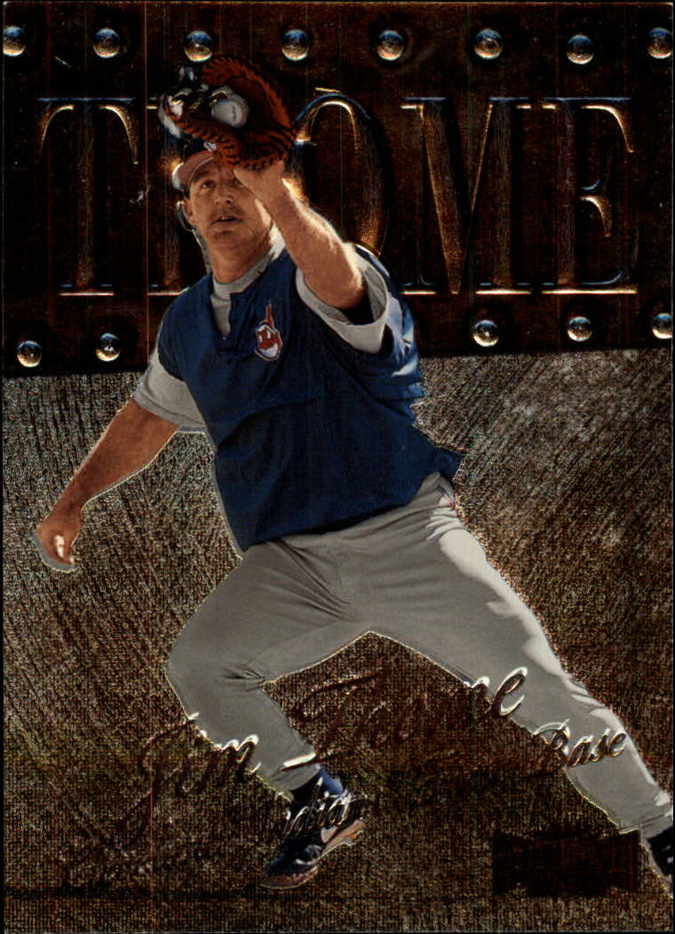 1999 Metal Universe #42 Jim Thome