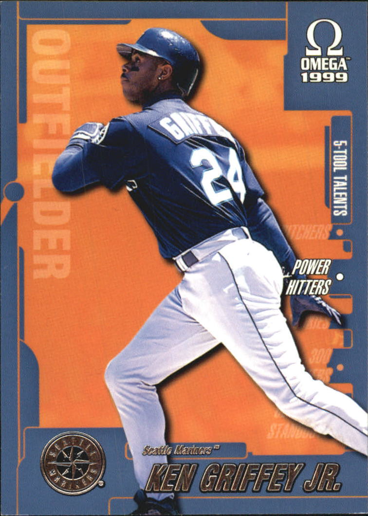 1999 Pacific Omega 5-Tool Talents #16 Ken Griffey Jr.