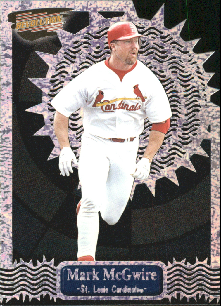 1999 Revolution Thorn in the Side #14 Mark McGwire