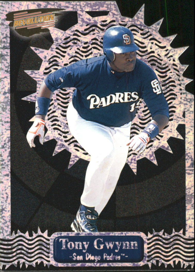 1999 Revolution Thorn in the Side #15 Tony Gwynn